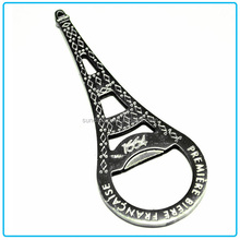 Custom High Quality Eiffel Tower Wine Bottle Opener for Promotion Gifts