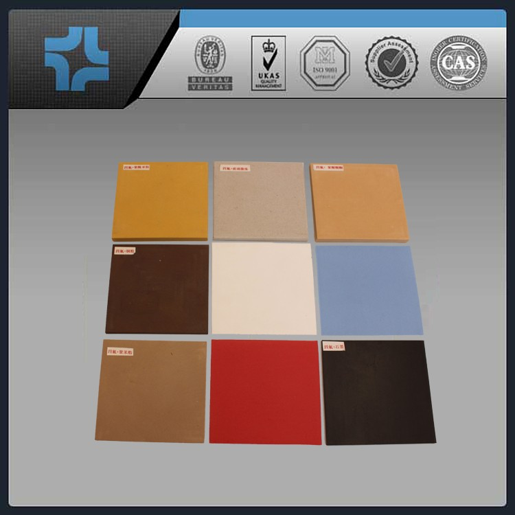 teflon colored glass sheets customized board plastic sheet