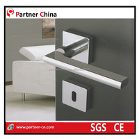 Stainless Steel remove gate lever door handle (04-14A50)