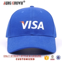 custom emroidery navy blue baseball cap