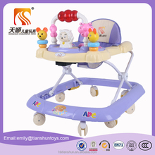 China old style old fashioned plastic baby walkers factory wholesale
