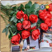 Artificial Rose Flower Decoration and Basket Decoration or Car Decoration