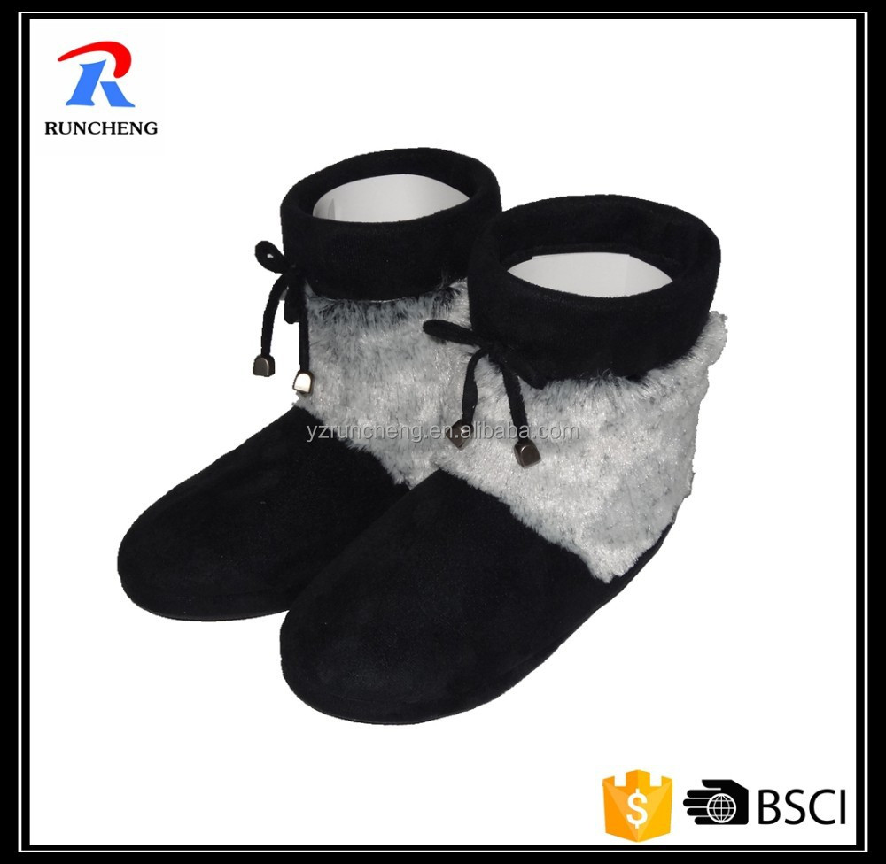 women indoor winter warm beautiful sole of slipper