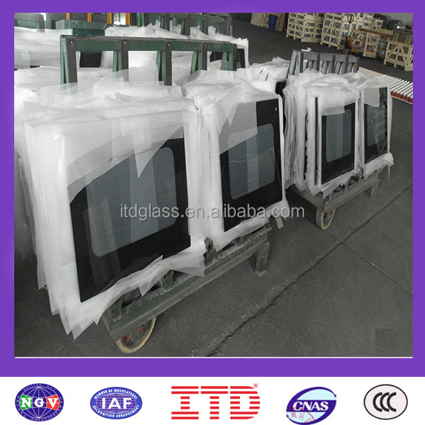 ITD-SF-TGM8208 China high quality hot sale tempered glass for oven door