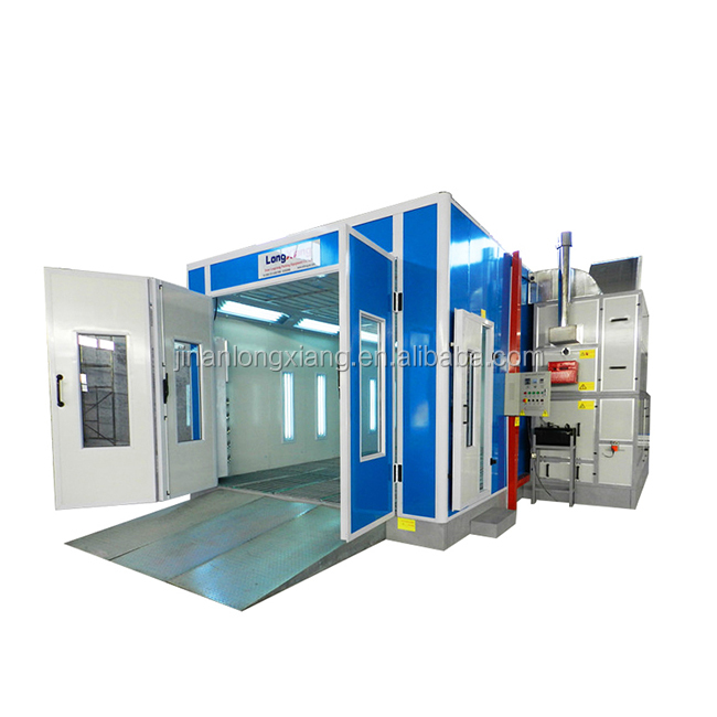 LY-8600 Safety And Qualitied Used Portable Spray Booth For Sale
