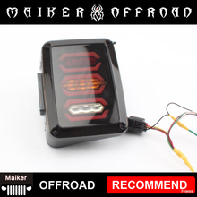Car Accessories Led Rear lights For Jeeps Wrangler Led Taillamp