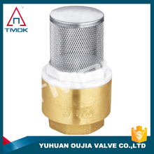 check valve/charging valve nipple union double control valve DN 20 and O-ring structure and PTFE cw617n material and NPT threade
