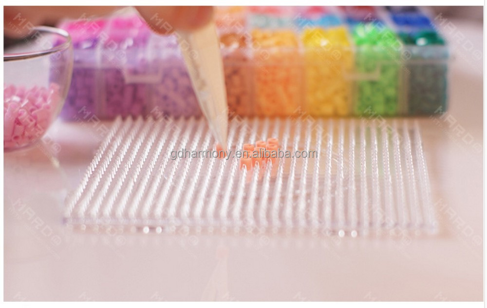 5mm Bubble 28 Color 18000pcs Set 3 Template +5 Metal Bubble Diy Educational Toys Gift
