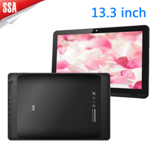 "13"" tablet android 5.1 RK3188 quad core wifi tablet pc 13.3 inch 1G/16G front and rear cameras"