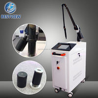 Beauty salon and parlour first choice q switch nd yag laser