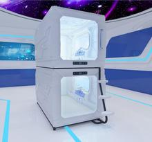 Police, airport nap bed sleep pod for resorts, hotel, school, youth hostel
