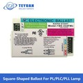 Square Shaped Ballast For PL PLC PLL Lamp