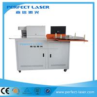 Automatic PEL-600 3d signage making machine bending letter