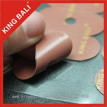 Adhesive Thermal Conductive Silicone Pads for Communication Equipment/DVD Driver/Notebook/Mobile Phone
