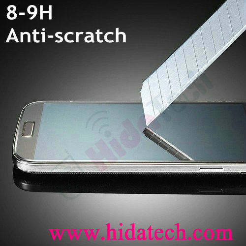 Factory Price Anti Shock screen protective film 9H tempered glass screen protector for IPhone 4 4s 5
