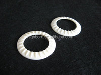 wear resistant alumina ceramic for textile machinery spare parts