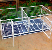 Factory supplier outdoor metal fence dog cage