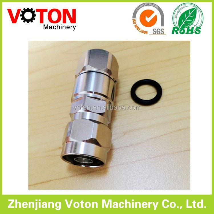 N Male Connector plug for 1/2'' coax cable screw type