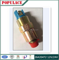 Engine Stop Fuel solenoid 26420472 12V 24V