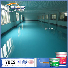 Alibaba manufacturer wholesale water-based epoxy floor paint