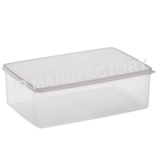 Cheap 8.3L Thin Plastic Rectangular Storage Container