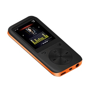 Promotional cheap bluetooth MP4 Player with SD card