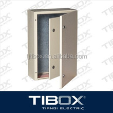 TIBOX metal power enclosure distribution box enclosed modular enclosures