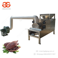 Automatic Groundnut Half Separating Sheller Cacao Peeler Cocoa Bean Skin Removing Machine