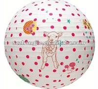 Chinese paper lantern for home decoration