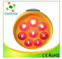 led solar traffic signal light sunflower strobe traffic warning light