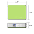 4400mah power banportable power bank,polymer power bank UL certificated