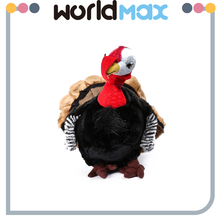 Fashionable Promotional Soft Kid Gift Cartoon Turkey Plush Toy