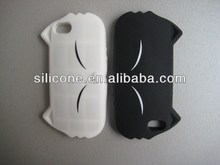 custom molded silicone phone case