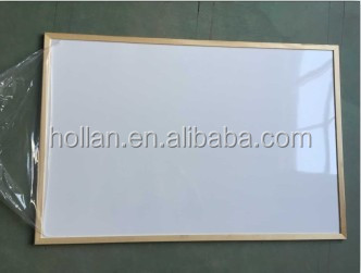 High Quality Magnetic Whiteboard With Wooden Frame