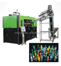 SY4 full automatic pet plastic bottle single stage stretch blow moulding machine