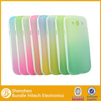 back cover case for samsung s3. rainbow cover for samsung galaxy s3