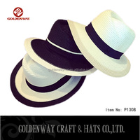 new fashion colorful straw sun hat for lady