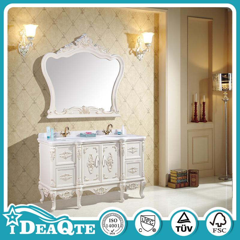 constrution barato bao lavabo mueble de bao de pvc gabinete de