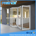 The style of the young vitality oblique weather stripping aluminum door