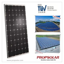 Solar panel manufacturers in china MONO 260W sun power solar panel pv solar panel price with best price