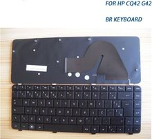High Quality laptop keyboard for HP CQ42 G42 BR keyboard