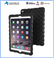 2014 new design tough TPU case for apple ipad air 2