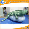 Vivid advertising inflatable cartoon character, inflatable alligator, inflatable crocodiles