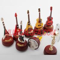 Wooden & Metal hand crank music box and miniature music box Item Type