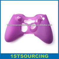 Silicone case for xbox360 video game accessory