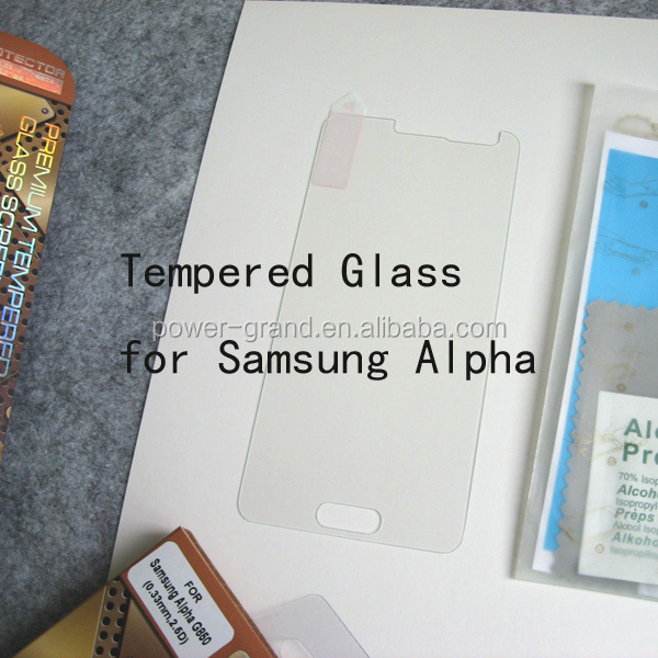 Premium 9H 2.5D Tempered glass Screen protector for Sony Xperia M4 Aqua/M4