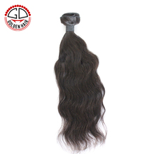 High Quality Ombre Afro Hair Weave Weft For African Americans
