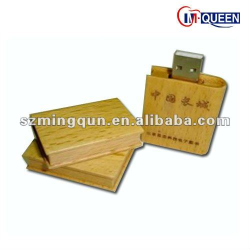 Holy Bible Wooden USB Flash Driver with Cheap Price