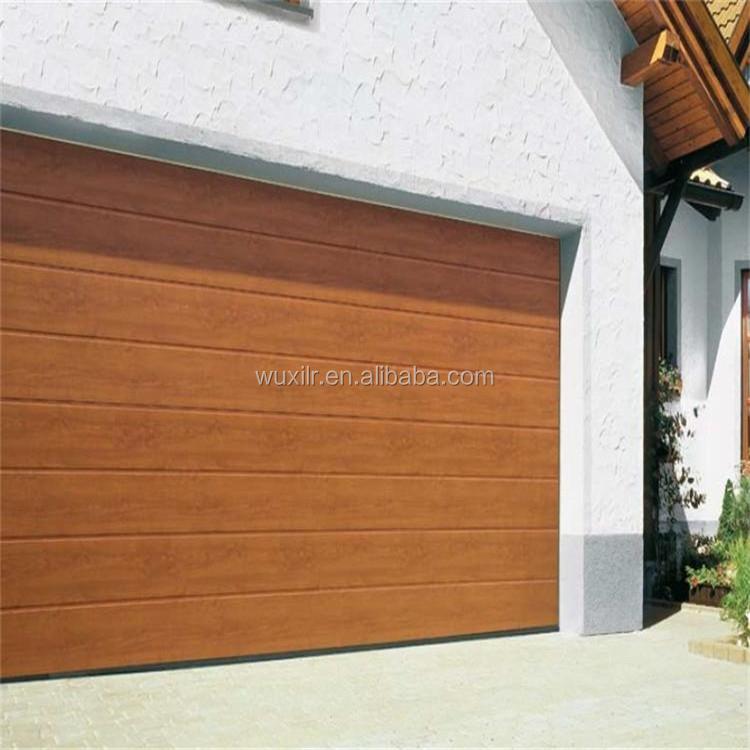 automatische prise resistent panel alu pu schaum garagen sektionaltor t r produkt id 836673626. Black Bedroom Furniture Sets. Home Design Ideas