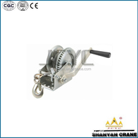 Marine Steel Cable Hand lift Winch for Anchor